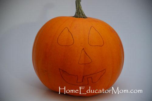 Easy pumpkin carving ideas fall activity halloween
