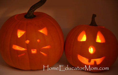 Fall Homeeducatormom
