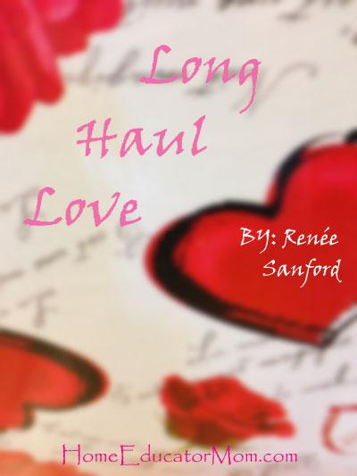 Long-Haul-Love by Renee Sanford