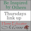 HomeEducatorMom.com Link Up Thursdays